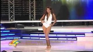 Certamen Miss Guatemala 2010 Parte 3