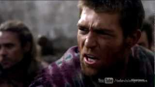 Спартак: Война проклятых 3x04 Promo Децимация (HD)