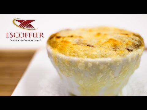 Sopa de Cebolla Francés