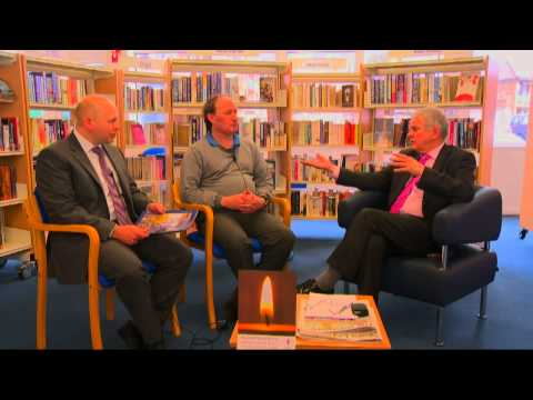 Mark Kelly and Jim Boylan 30th January 2014