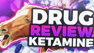Ketamine come form does in What