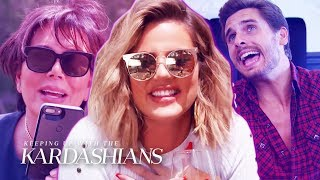 "Funniest ""Keeping Up With The Kardashians"" Moments 