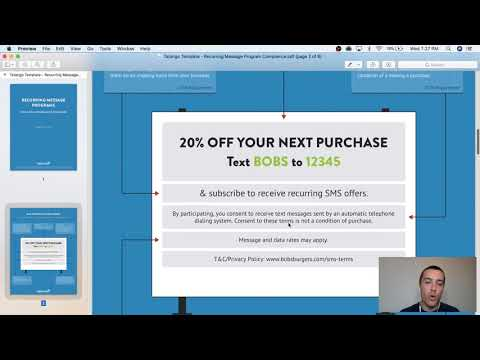 Free Text Message Marketing Templates   Recurring Messaging Campaigns