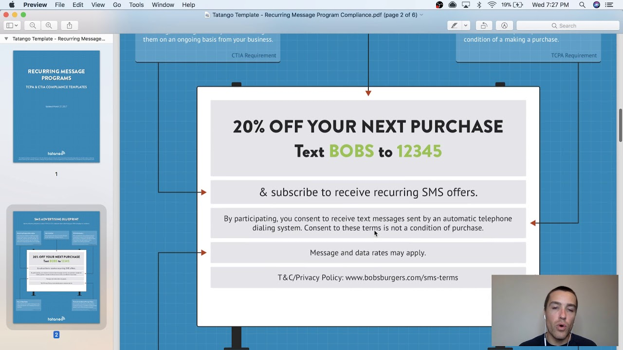 Free Text Message Marketing Templates | Recurring Messaging Campaigns