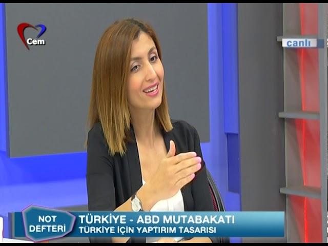Atakan Sönmez İle Not Defteri // Şeyma Dumrul (30 Ekim 2019)