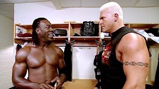 Booker T gets a disturbing piece of mail: Raw, Nov. 10, 2003