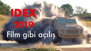 'IDEX 2019' uluslararası Savunma Fuarı Abu Dabi'de başladı