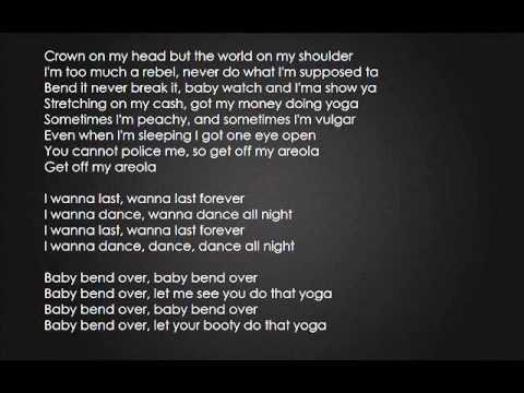 Janelle Monáe feat. Jidenna - Yoga (lyric video)