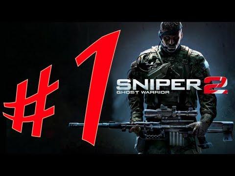 Прохождение Sniper: Ghost Warrior 2 - Часть 2: Из ниоткуда