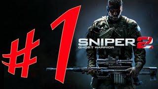 Sniper : Ghost Warrior 2 - Parte 1: A Vida de um Sniper! [ Detonado em PT-BR ]