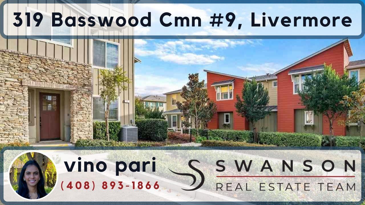 319 Basswood Cmn Unit 9 Livermore