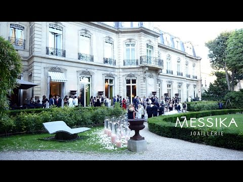 Messika's 259 rue Saint-Honoré, opening party.