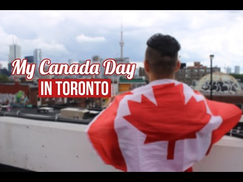 My Canada Day In Toronto