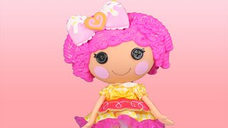 Lalaloopsy Super Silly Party Crumbs Sugar Cookie