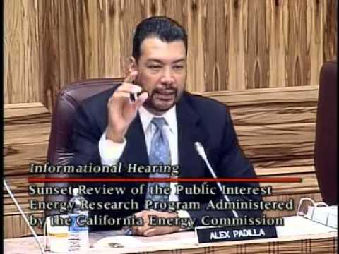 Senate Energy, Utilities & Communications Committee  (2/2) 8/10/2010