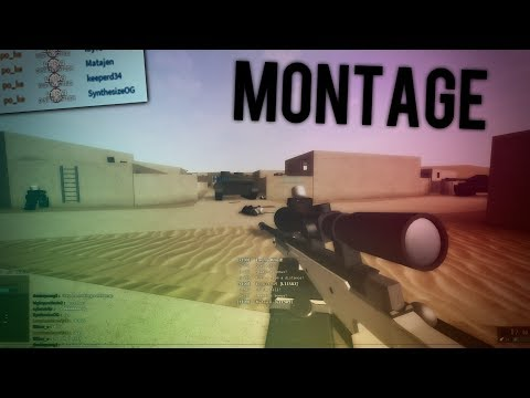 """GET MINE"" - Phantom Forces Montage by Paradox PoKe"
