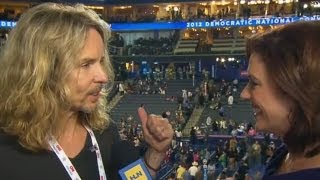 Styx frontman: Conventions are like rock concerts