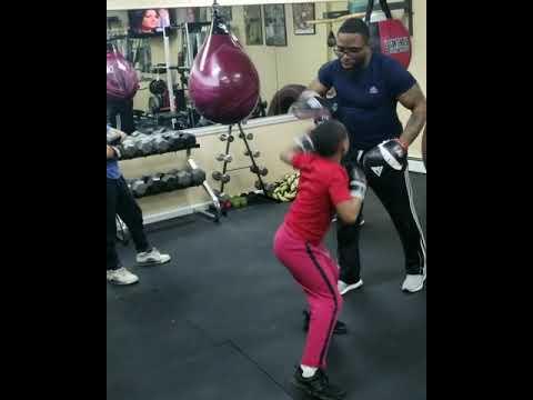 X-Fit Boxing Kids Class