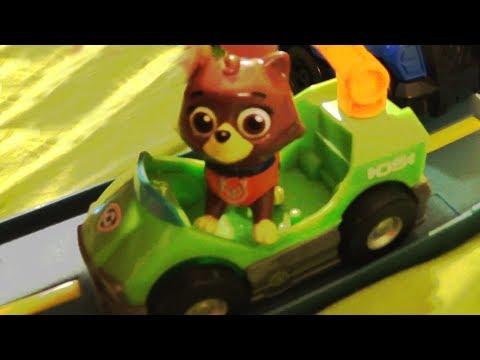 Щенячий Патруль - Котята на перекрестке. Paw Patrol Pups