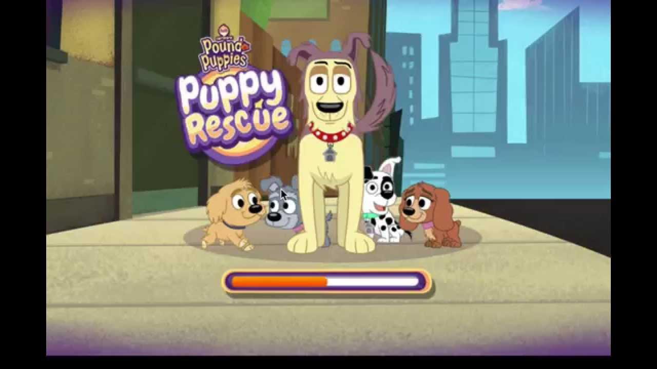 СпасатеРь Щенки из Приюта 17 Pound Puppies Puppy Rescue