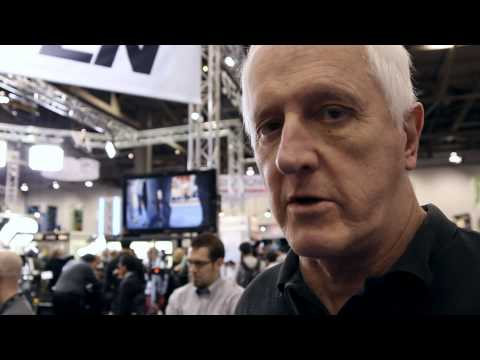 Interview with Steadicam Inventor Garrett Brown on the New Tango at NAB 2010