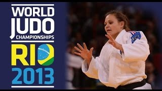 JUDO World Championships RIO 2013 - Highlights show