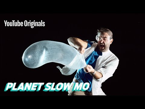 Aaron - The Slo Mo Guys Are In A Wind Tunnel With...