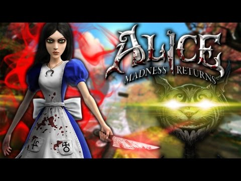 American McGee s Alice 2000 PC RUS Repack скачать