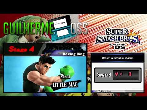 Super Smash Bros for 3DS - Classic Mode #07 - Rosalina & Luma
