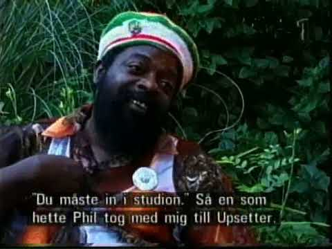 Junior Delgado Documentary [2001] @ Swedish television Musikbyrån