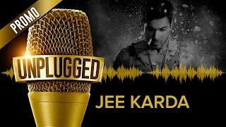 UNPLUGGED Promo – Jee Karda by Divya Kumar