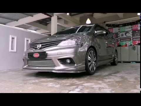 Nissan Grand Livina Impul 1.8A - Polish Kereta/Car Polish Pasir Gudang, Johor