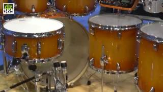Tama Drums - Superstar Classic Maple new finishes - NAMM 2017