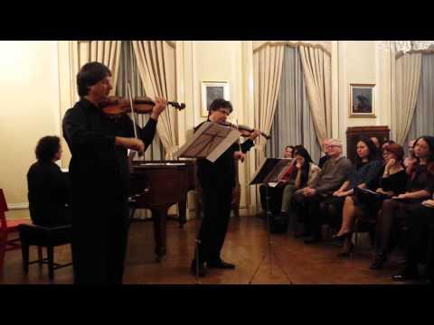 "Carlos Gardel: ""Volver"" For Two Violins And Piano"