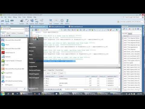 TASTEM MMP Project SQL WebServices