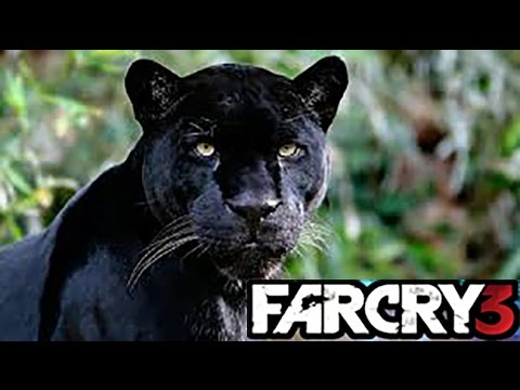 Black Panther Far Cry 3