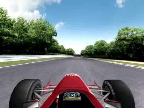 Toca RD 3 Formula Palmer Audi Challenge