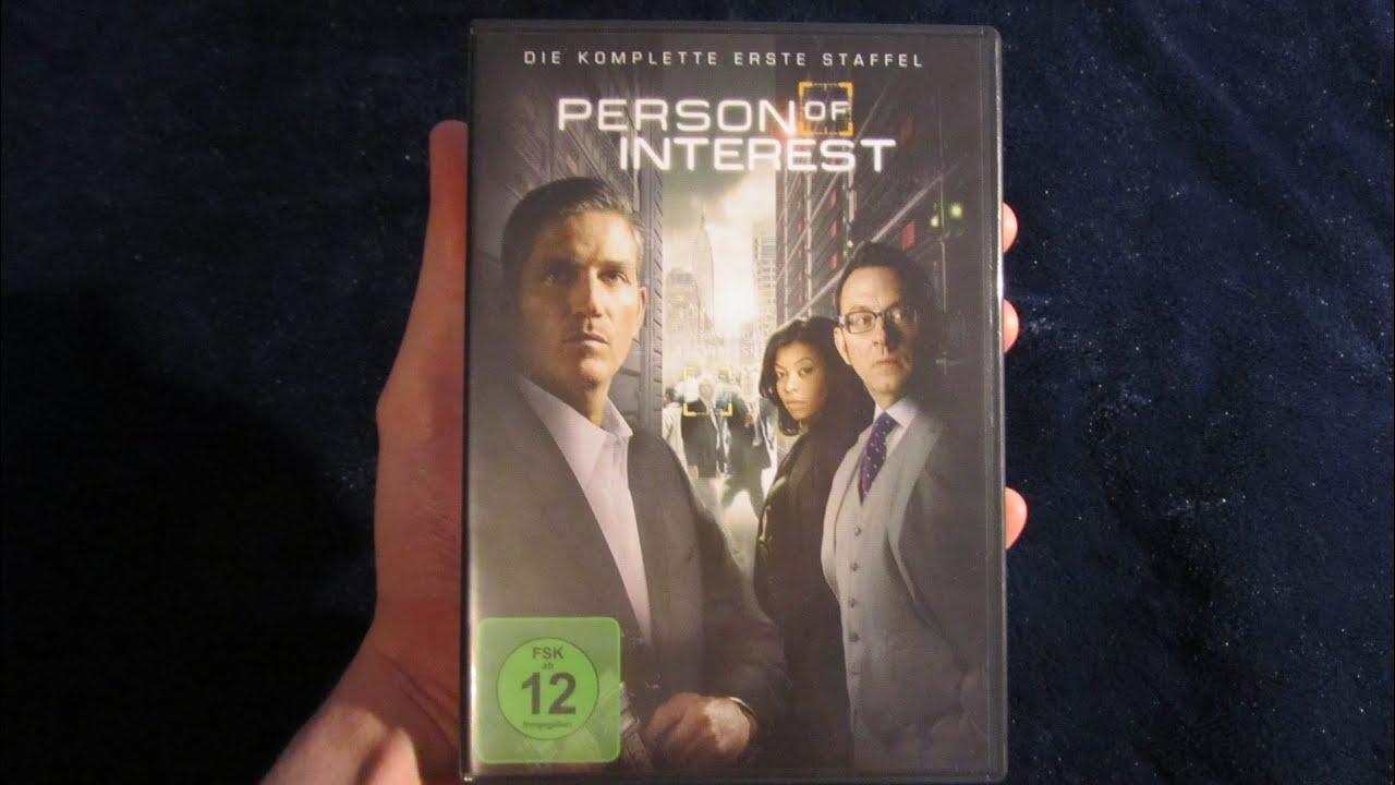 Person Of Interest Staffel 1