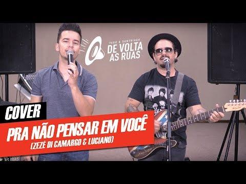 Yago e Santhiago - Pra não pensar em você (Cover)