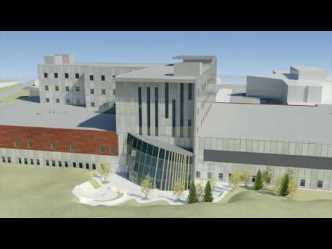 Designing Stanton Territorial Hospital: BIM from an Architect's Perspective