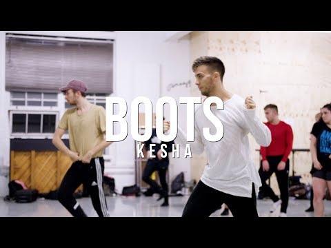 Boots - Kesha | LuckyChoreography
