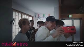 Keseruan cumi boys menghibur orang tua di jepang | CUMI🦑BOYS BAND /SHIMANCHUU NU TAKARA (COVER)