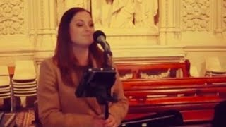 If Not For You - Katie Hughes Wedding Singer (Bob Dylan Cover Version) YouTube Thumbnail