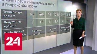 """""""Погода 24"""": спутник сделал снимок моря спустя час после катастрофы Ту-154"""