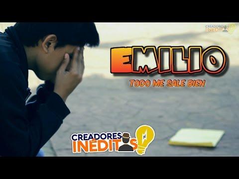 Cortometraje Emilio -Todo me sale bien