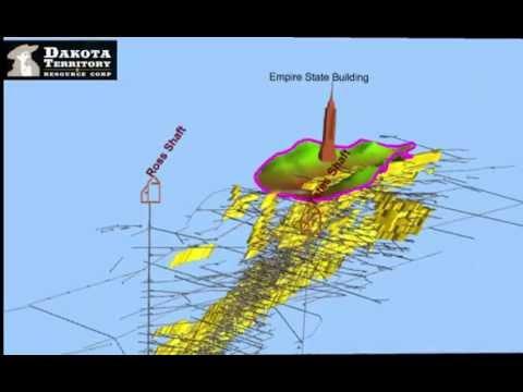 Homestake Gold District History & Dakota Territory Resource Corp