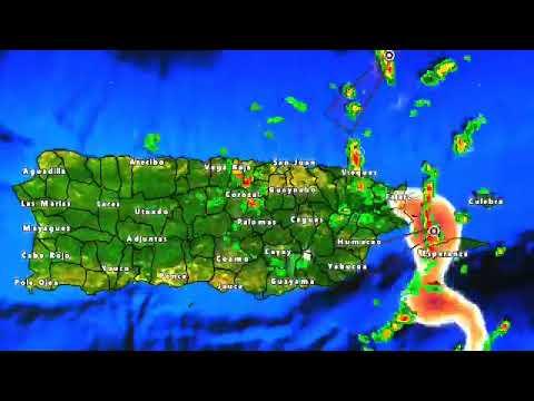 Hurricane Irma satellite images from 09/05/2017