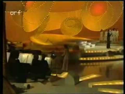 France Eurovision 1981 Jean Gabilou  Humanahum