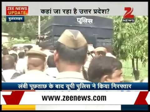 Three gang rapes in three days in Uttar Pradesh