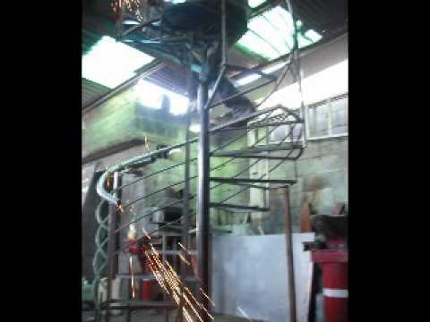 Escaleras de caracol contemporaneas de youtube - Escaleras de caracol ...